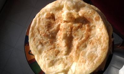 CHAPATI - Yeast Free Flat Bread