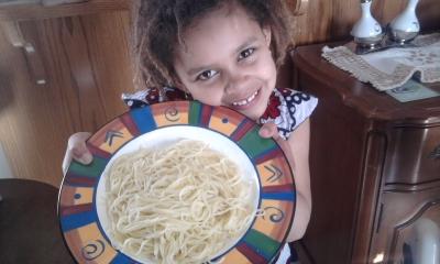 TAMBI - Sweet Cardamom Pasta